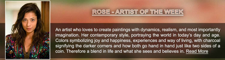 18. Artist ofthe Week- Rosalind Malik (2)