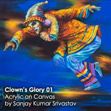Clown's Glory 01