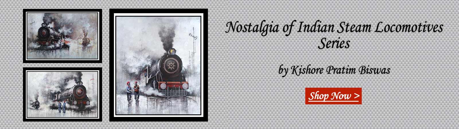 Locomotives Strip