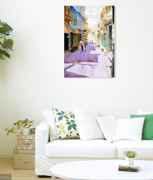 JODHPUR-STREET WALL VIEW 2
