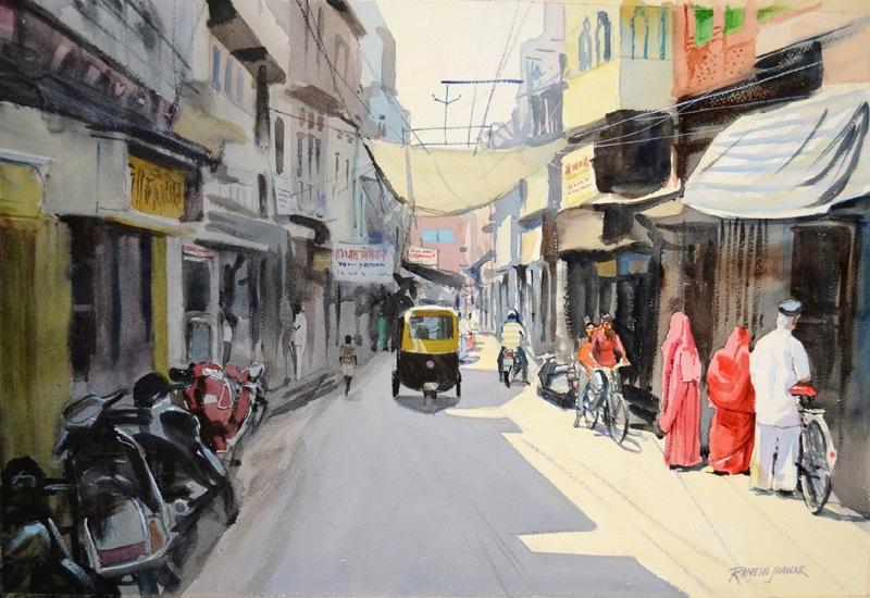 Jodhpur Street Artvault