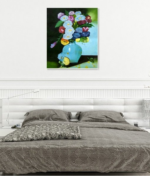 FLORAL-GALAXY Wall view