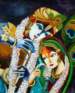 IMMORTAL LOVE - RADHA KRISHNA