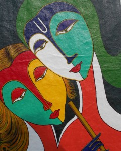 DEEP LOVE GOD RADHA & KRISHNA