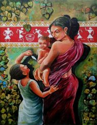 13. THE TRIBAL ON MOTHER AND CHILD