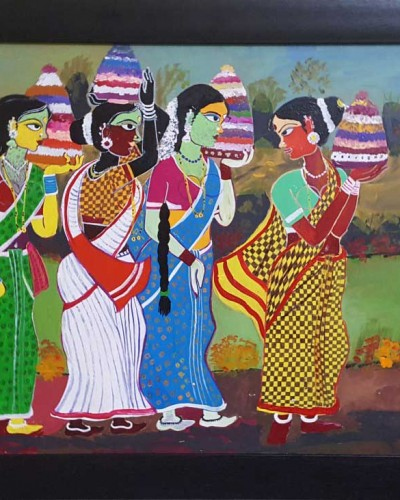 5_BATHUKAMMA WOMEN