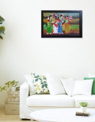 BATHUKAMMA-WOMEN WALL VIEW 3