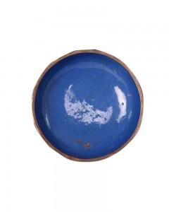 19c-Chinese-Original-Cloisonné-Enamel-Round-Vintage-Collectible---a