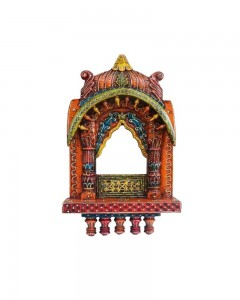 3. DAZZLING WOODEN WINDOW JHAROKHA