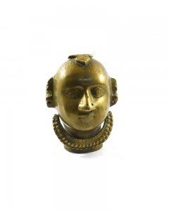 Antique-Old-Hand-Crafted-Brass-Lady-Face-Figurine-Face--Bust-(Gangaur).jpg---b