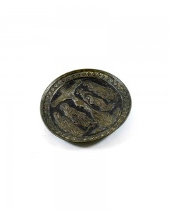 Antique-Rare-God-Figure-Beautiful-Hand-Crafted-Brass-Plate-Decorative