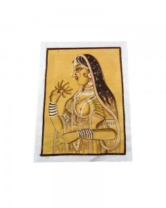 Beautiful-Decorative-Great-Handmade-Fine-Cloth-Painting-Of-