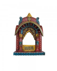 2. DAZZLING WOODEN WINDOW JHAROKHA