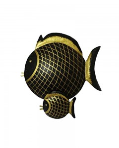 IRON GOLD TOUCH BIG FISH