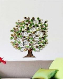 IRON GREEN & GOLD TREE