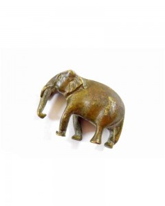 Indian-Vintage-decorative-beautiful-hand-crafted-brass-elephant-figure-G7-665--b