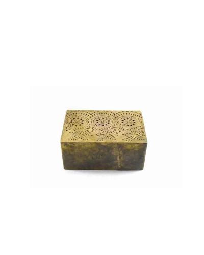 Old-Rare-Beautiful-Design-Hand-Crafted-Brass-Rangoli-Making-Dye