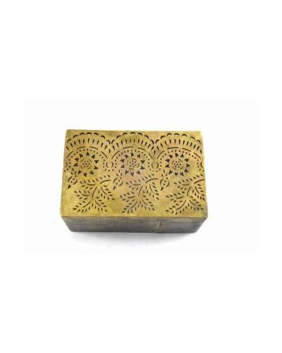 Old-Rare-Beautiful-Design-Hand-Crafted-Brass-Rangoli-Making----c