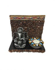 PEBBLE GANESHA TLIGHT