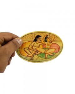 Unique-Indian-Rare-Fine-Art-Miniature-Painting-Decorative-Table-Coas---a