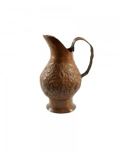 Vintage-Beautiful-Shape-Indian-Hand-Crafted-Copper-Water-Milk-Jug-Vessel-G23-59-b