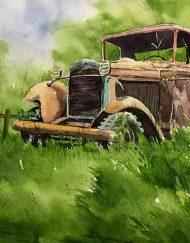 02. ABANDONED CAR