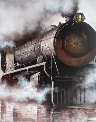 NOSTALGIA OF INDIAN STEAM LOCOMOTIVES 20