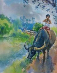 COWBOY IN ASSAM