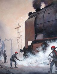 NOSTALGIA OF INDIAN STEAM LOCOMOTIVES 9