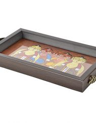 COPPER DHOLAK TRAY (2)