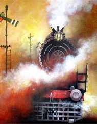NOSTALGIA OF INDIAN STEAM LOCOMOTIVES 19