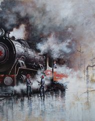 NOSTALGIA OF INDIAN STEAM LOCOMOTIVES 31