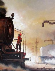 NOSTALGIA OF INDIAN STEAM LOCOMOTIVES 4