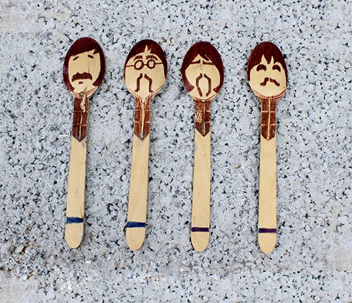 BEATLES SPOONS
