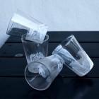 MARBLED SHOT GLASSES