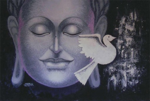 4. BUDDHA - THE SHANTIDOOT