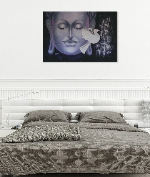 BUDDHA - THE SHANTIDOOT (2)