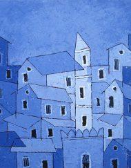 BLUE VILLAGE 741