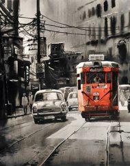 KOLKATA CITY SCAPE - STREET 10