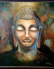 MEDITATIVE BUDDHA