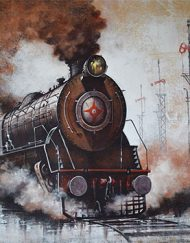 NOSTALGIA OF INDIAN STEAM LOCOMOTIVES 05