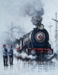 NOSTALGIA OF INDIAN STEAM LOCOMOTIVES 29