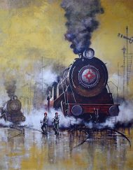 NOSTALGIA OF INDIAN STEAM LOCOMOTIVES 34