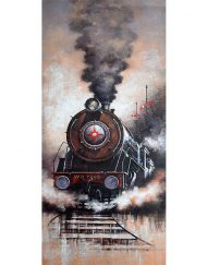 NOSTALGIA OF INDIAN STEAM LOCOMOTIVES 36
