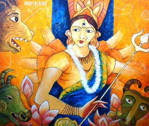 Maa Durga Artvault