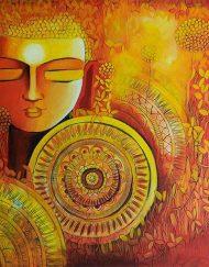 EMERGING BUDDHA 01