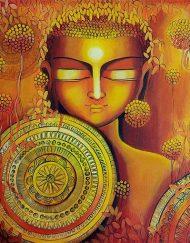 EMERGING BUDDHA 02