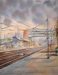 NANDGAON RAILWAY STATION