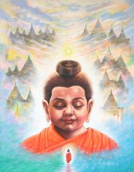 THE JOURNEY OF LITTLE BUDDHA