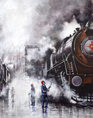 NOSTALGIA OF STEAM LOCOMOTIVES 40